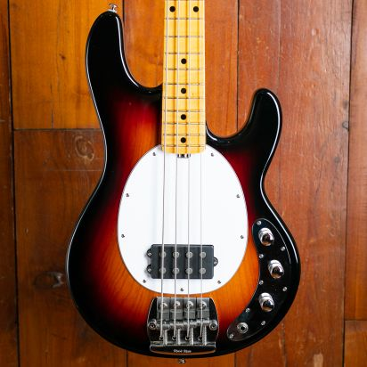 Music Man Sting Ray Classic 3, Vintage Sunburst