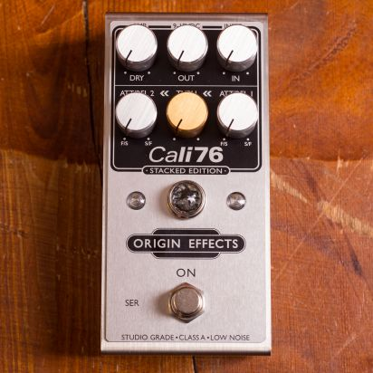 Origin Effects Cali76 Compact Stacked Edition