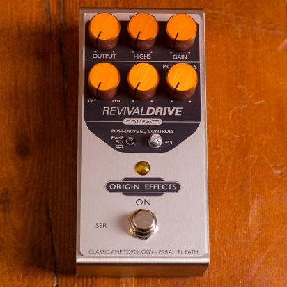 Origin Effects RevivalDRIVE Compact