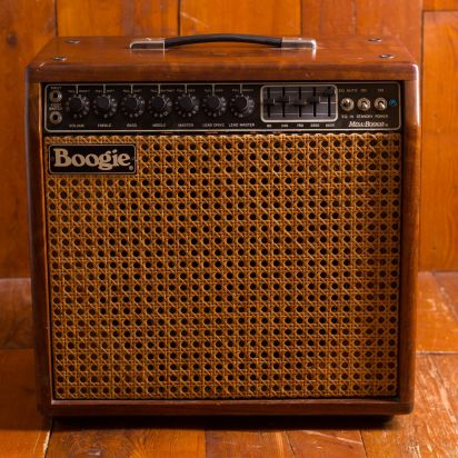 Mesa Boogie Mark III Red Stripe Hardwood 50W 112 1987