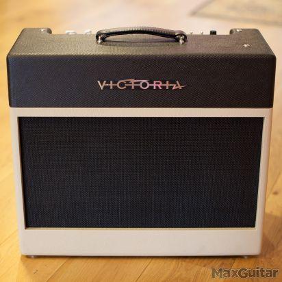 Victoria Silver Sonic 1x12 inch Original Design