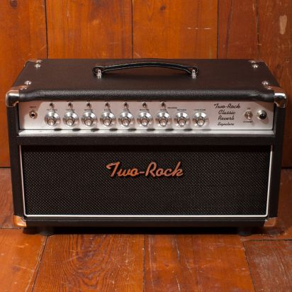 Two-Rock Classic Reverb Signature 50w Head