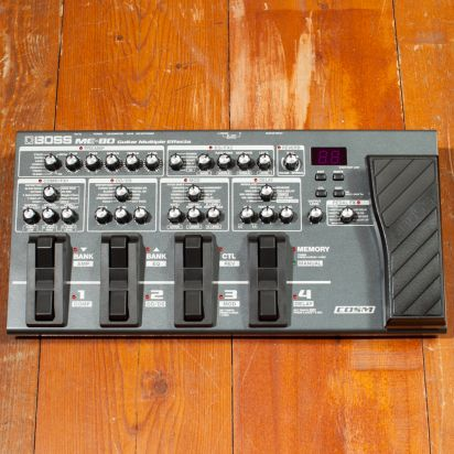 BOSS ME-80 Guitar Multi-Effect