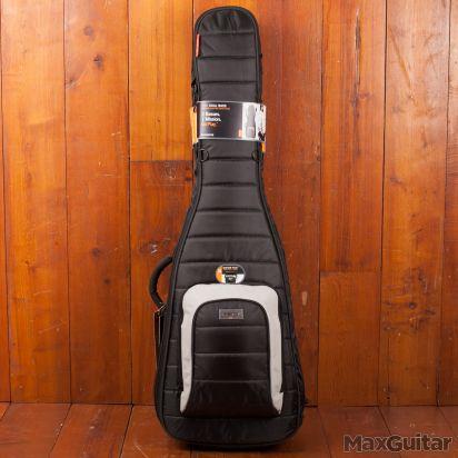 Mono Cases M80 Dual Bass Jet Black