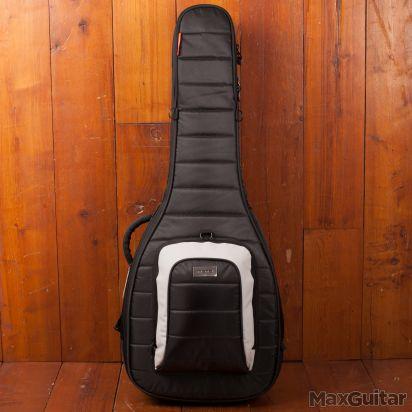 Mono Cases M80 Dual Acoustic/Electric Jet Black
