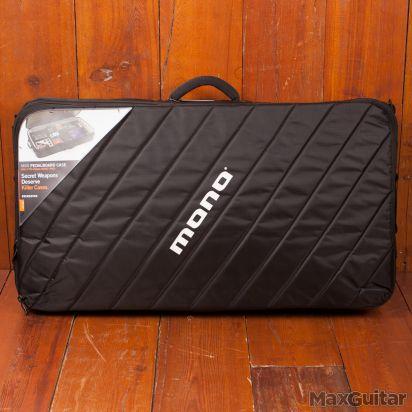 Mono Cases M80 Pedalboard Pro Jet Black