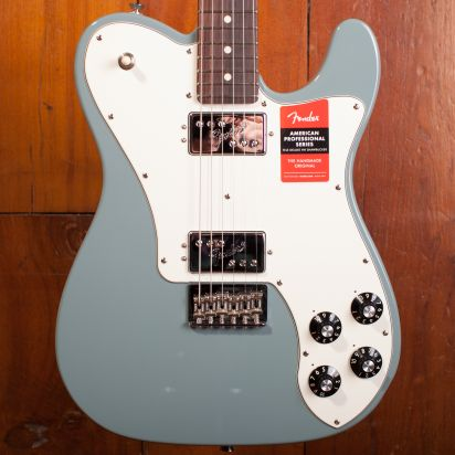 Fender American Pro Tele Deluxe Shaw RW SNG