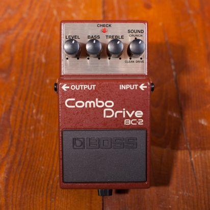 BOSS BC-2 Combo Drive