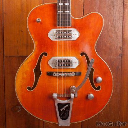 Eastman T58/V Antique Amber