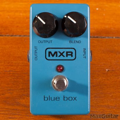 MXR Blue Box Octave Fuzz