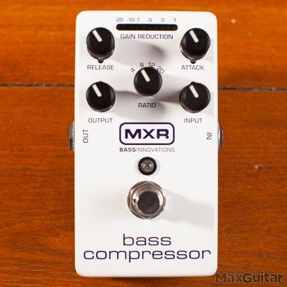 MXR Bass Compressor