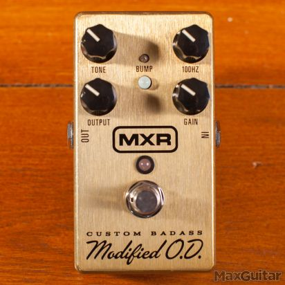 MXR Custom Badass Modified O.D.