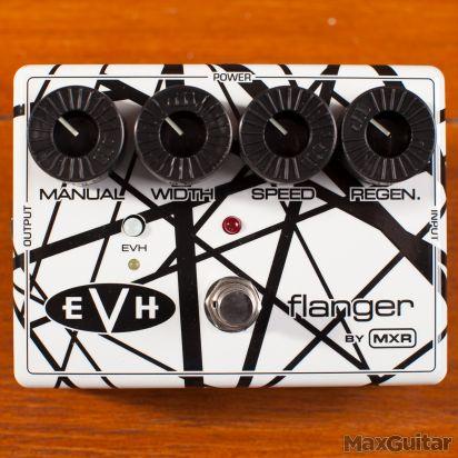 MXR Flanger Eddie van Halen