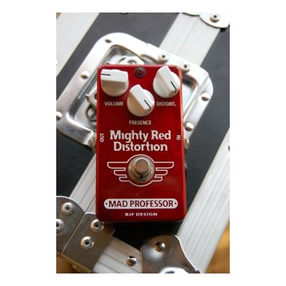 Mad Professor Pedals Mighty Red Distortion HW