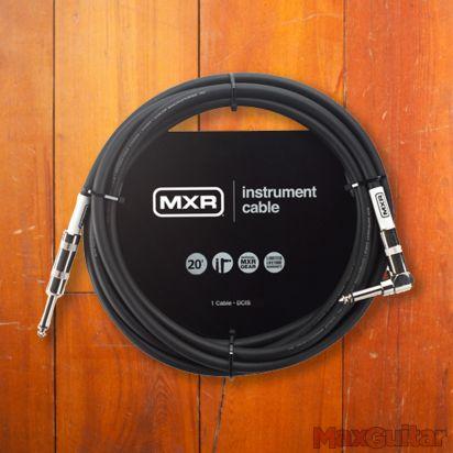MXR DCIS20R Guitar Cable 6m