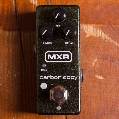 MXR Carbon Copy Mini