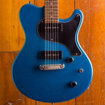 Nik Huber Special Korina Lake Placid Blue