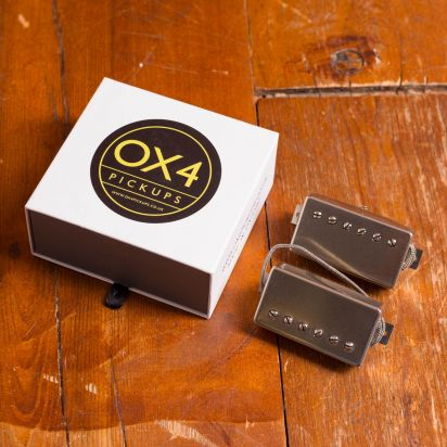 OX4 Pickups Bloomfield LTD Run Pickup Set