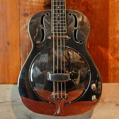 Diversen Ozark Resonator Bass
