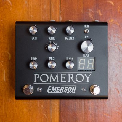 Emerson Custom Pomeroy Black