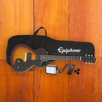 Epiphone Les Paul SL Player Pack, Vintage Sunburst
