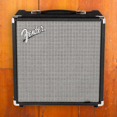 Fender Rumble 25 (V3), Black/Silver