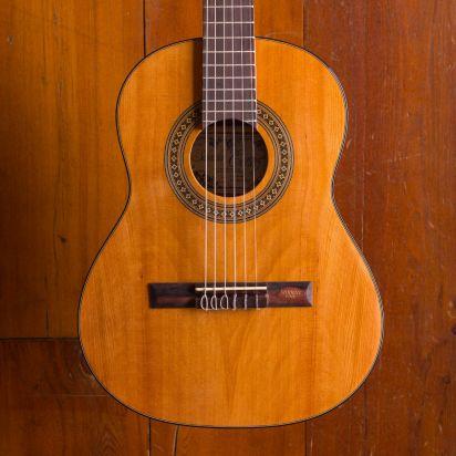 Salvador Cortez Salvador Cortez CC-10-BB, 1/2 Model, Cedar Top, Sapele B&S