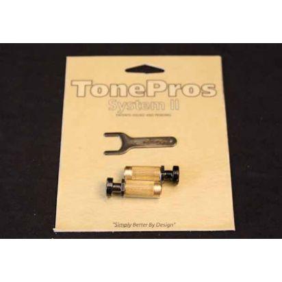 Tone Pro's Sbm1-Blk Lock Studs Metric Bk