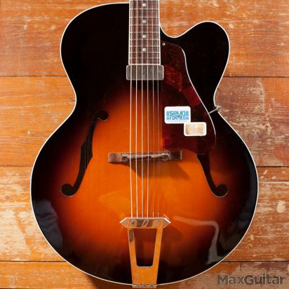 "Gibson Solid Formed 17"" Archtop"