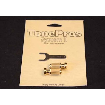 Tone Pro's Sgm1-Gld Metric Lock Studs Gld