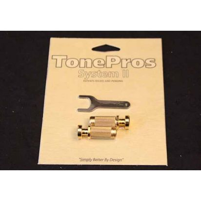 Tone Pro's Sgs1-Gld Lock Studs Us Gld