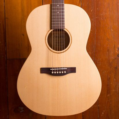 Simon & Patrick Trek Natural Folk Solid Spruce SG