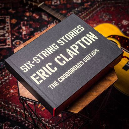 Clapton Book collectible