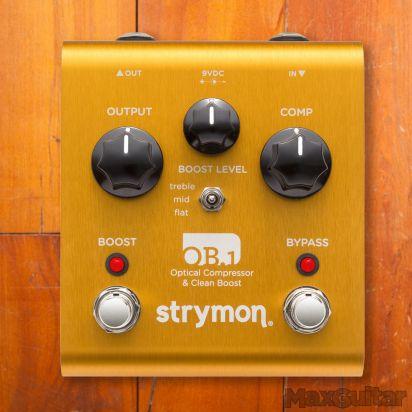 Strymon Ob1 Clean Boost
