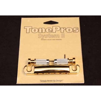 Tone Pro's T1Z-G Metric Tailpiece Gld