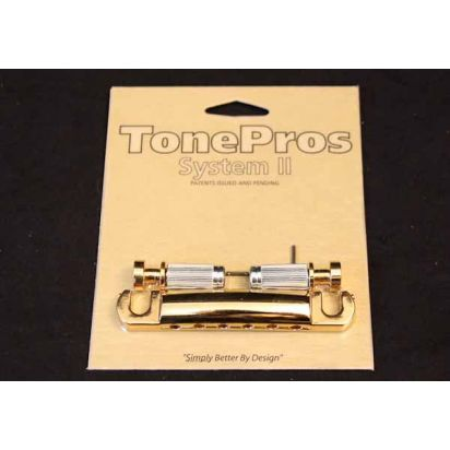 Tone Pro's T1Zs-G Metric Tailpiece Gld