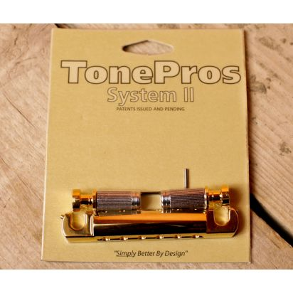 Tone Pro's T1Zsa-G Us Tailpiece Gld Alu