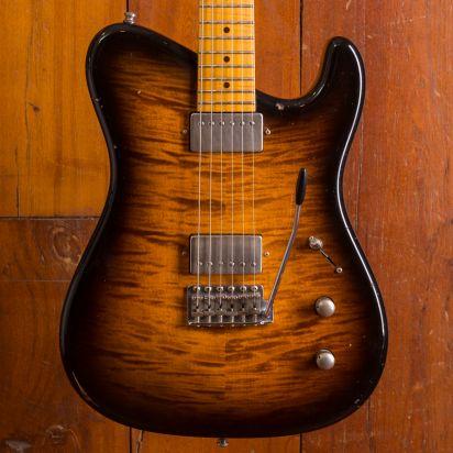 Tausch Guitars 665 Deluxe