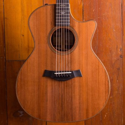 Taylor 714ce LTD Sinker Redwood