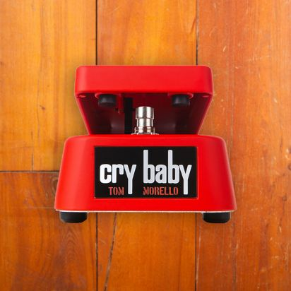 Dunlop Cry Baby Signature Tom Morello Limited Edition