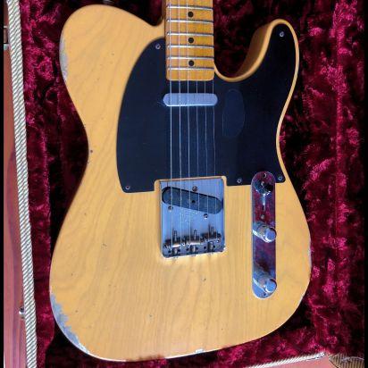 Fender CS 1951 Tele Butterscotch