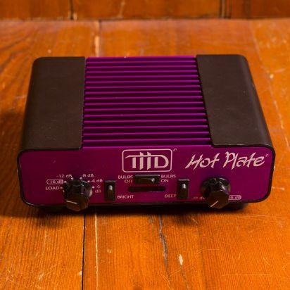 THD 8 Ohm Attenuator Hotplate