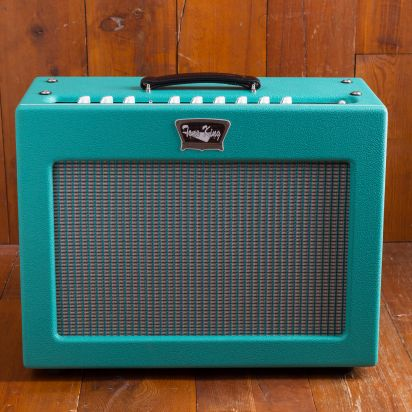 Tone King Sky King 35W 6L6 Combo Turquoise