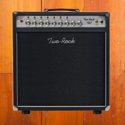 "Two-Rock TS1 ""Tone Secret"" 100 Watt Combo Black Bronco"
