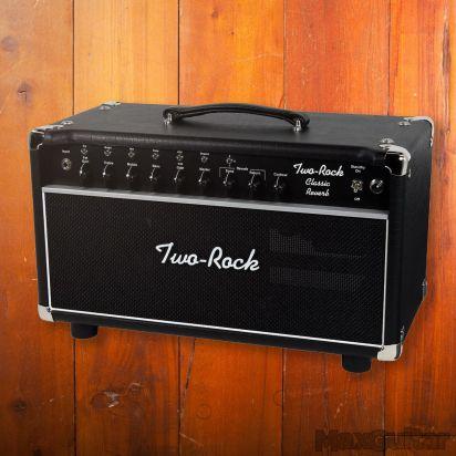 Two-Rock Classic Reverb Signature 100w Head (black knob version)