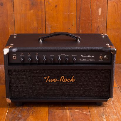 Two-Rock Traditional Clean 100/50w Head