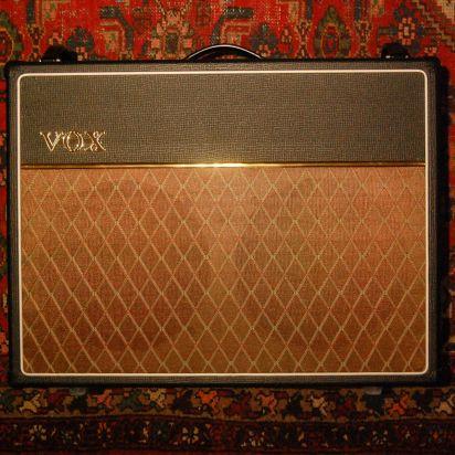 VOX AC30 CC2 Blue Alnico