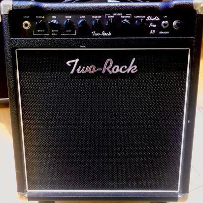 Two-Rock Studio 35 - 35 watt 6L6 Combo