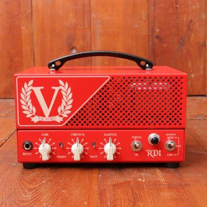 Victory Amplification RD1 Rob Chapman