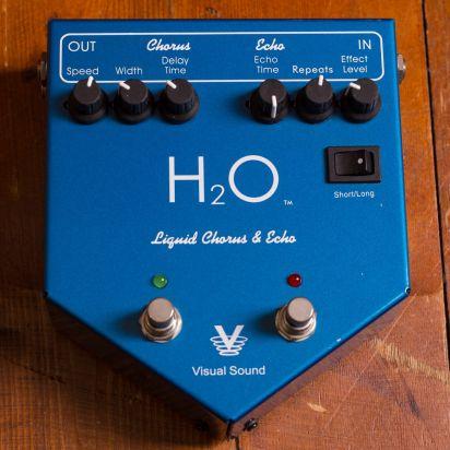 Visual Sound H2O Liquid Chorus & Echo